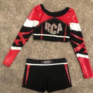 Allstar cheer uniform